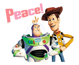 Toy Story Sticker 9