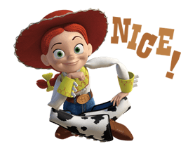 Toy Story Sticker 12