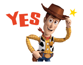 Toy Story Sticker 14