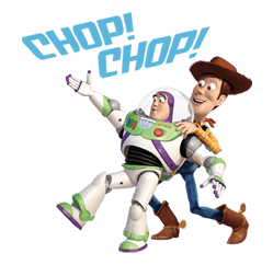 Toy Story Sticker 31