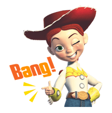 Toy Story Sticker 35