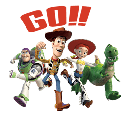 Toy Story Sticker 37