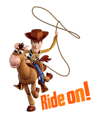 Toy Story Sticker 38