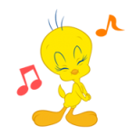 Tweety Sticker 1