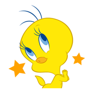 Tweety Sticker 7