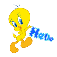 Tweety Sticker 8