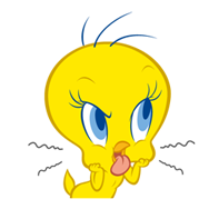 Tweety Sticker 11