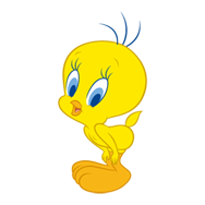 Tweety Sticker 17