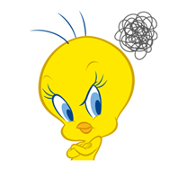 Tweety Sticker 30