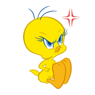 Tweety Sticker 33