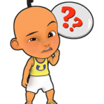 Upin ile İpin Sticker 4
