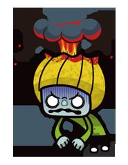 Zombie Season Sticker 13