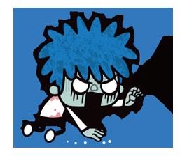 Zombie Season Sticker 15