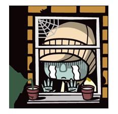 Zombie Season Sticker 29