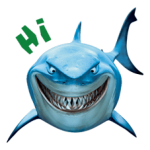 Finding Nemo Sticker 3