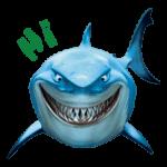 Trouver Nemo Autocollant 3