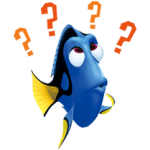 Finding Nemo Sticker 4