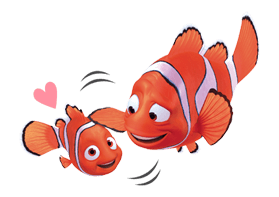 Finding Nemo Sticker 8