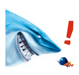 Finding Nemo Sticker 18