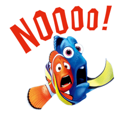 Finding Nemo Sticker 19
