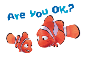 Finding Nemo Sticker 29