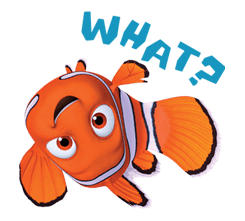 Finding Nemo Sticker 31