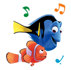 Finding Nemo Sticker 32