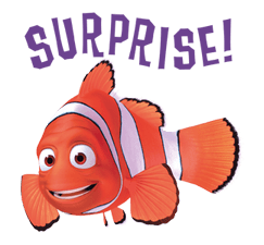 Finding Nemo Sticker 38