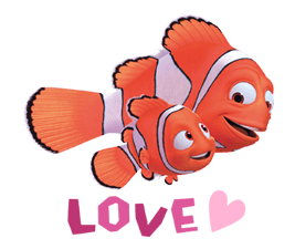 Finding Nemo Sticker 40