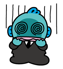 Hangyodon Sticker 33