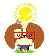 HipsDog Sticker 32