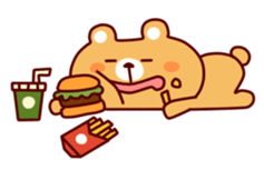 Lazy Life Stickers 10