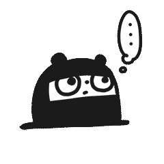 Ninja Bear Stickers 14