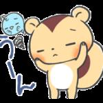 Милый ребенок белок