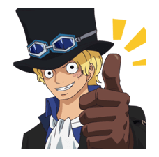 ONE PIECE Commemorative Stickers 1