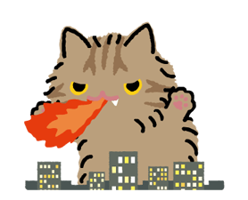 Kutsushita Nyanko: ما ملصقات Meowthful 1