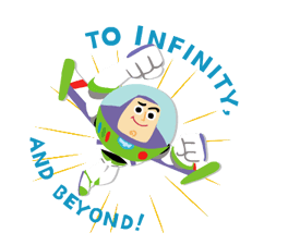 Toy Story Stickers 2 1