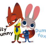 Zootopia Stickers 8