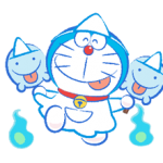 Moving Percutian Summer Doraemon 1