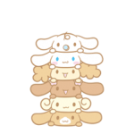 Cinnamoroll: Goodness Stickers 1