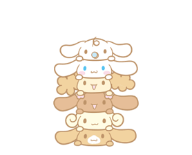 Cinnamoroll: Stickers Goodness 1