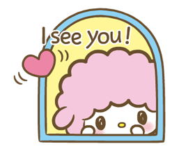 My Melody: Sweet as Can Be! Stickers 2 1