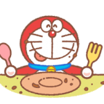 Doraemon & Dorami Stickere 1