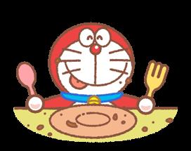Doraemon & Dorami klistremerker 1