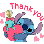 Stitch & Scrump Stickers 1