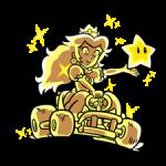 Mario Kart Nálepky 1