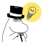 Stickers Moomin 1