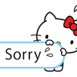 Hello Kitty Opspringen Stickers 1