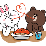 Data emocionantes de Brown & Cony Adesivos 1