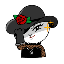 LINE Characters: Burning Emotion Stickers 1